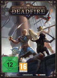 Hier klicken, um das Cover von Pillars of Eternity II: Deadfire (PC) zu vergrößern