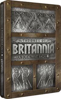 Hier klicken, um das Cover von Total War Saga: Koe~nigreiche Britanniens (PC) zu vergrößern