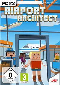 Hier klicken, um das Cover von Airport Architect PC Early Access (PC) zu vergrößern