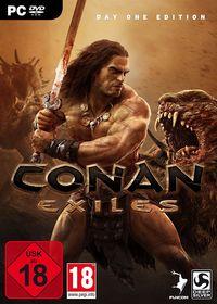 Hier klicken, um das Cover von Conan Exiles Day One Edition (PC) zu vergrößern