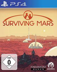 Hier klicken, um das Cover von Surviving Mars (PS4) zu vergrößern