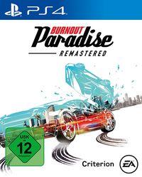 Hier klicken, um das Cover von Burnout Paradise Remastered (PS4) zu vergrößern