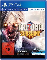 Hier klicken, um das Cover von Arizona Sunshine - PSVR (PS4) zu vergrößern