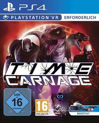 Hier klicken, um das Cover von Time Carnage VR Standard (PS4) zu vergrößern
