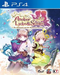 Hier klicken, um das Cover von Atelier Lydie & Suelle: The Alchemists and the Mysterious Paintings (PS4) zu vergrößern