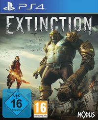 Hier klicken, um das Cover von Extinction Standard (PS4) zu vergrößern