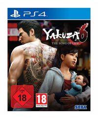 Hier klicken, um das Cover von Yakuza 6: The Song of Life - Essence of Art Edition (PS4) zu vergrößern