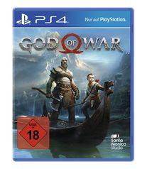 Hier klicken, um das Cover von God of War (PS4) zu vergrößern