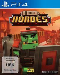 Hier klicken, um das Cover von 8 Bit Hordes (PS4) zu vergrößern