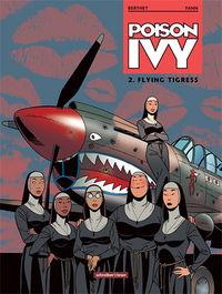 Hier klicken, um das Cover von Poison Ivy 2:� Flying Tigress zu vergrößern