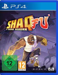 Hier klicken, um das Cover von Shaq Fu: A Legend Reborn Standard (PS4) zu vergrößern