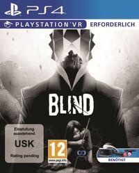 Hier klicken, um das Cover von Blind VR Standard (PS4) zu vergrößern