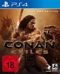 Hier klicken, um das Cover von Conan Exiles Day One Edition (PS4) zu vergrößern