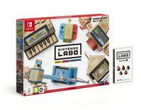 Hier klicken, um das Cover von Nintendo Labo: Toy-Con 01 Multi-Set (Switch) zu vergrößern