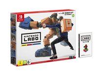 Hier klicken, um das Cover von Nintendo Labo: Toy-Con 02 Robo-Set (Switch) zu vergrößern