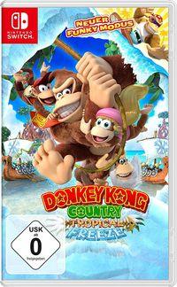 Hier klicken, um das Cover von Donkey Kong Country Tropical Freeze (Switch) zu vergrößern