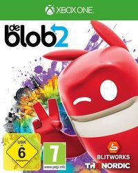 Hier klicken, um das Cover von De Blob 2 (Xbox One) zu vergrößern