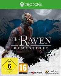 Hier klicken, um das Cover von The Raven Remastered (Xbox One) zu vergrößern