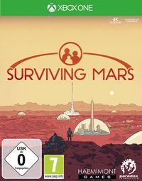Hier klicken, um das Cover von Surviving Mars (Xbox One) zu vergrößern