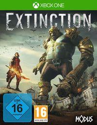 Hier klicken, um das Cover von Extinction Standard (Xbox One) zu vergrößern
