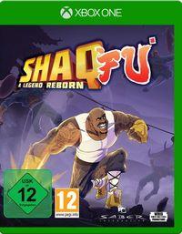 Hier klicken, um das Cover von Shaq Fu: A Legend Reborn Standard (Xbox One) zu vergrößern