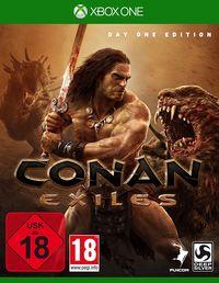 Hier klicken, um das Cover von Conan Exiles Day One Edition (Xbox One) zu vergrößern