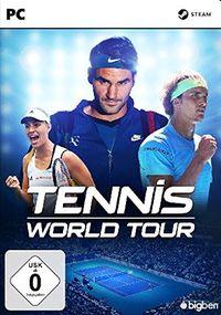 Hier klicken, um das Cover von Tennis World Tour (PC) zu vergrößern