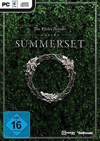 Hier klicken, um das Cover von The Elder Scrolls Online: Summerset Standard (PC) zu vergrößern