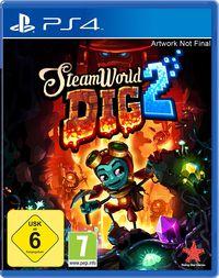 Hier klicken, um das Cover von Steamworld Dig 2 (PS4) zu vergrößern