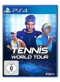 Hier klicken, um das Cover von Tennis World Tour (PS4) zu vergrößern