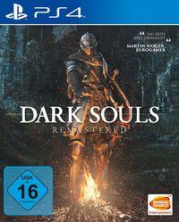 Hier klicken, um das Cover von Dark Souls Remastered (PS4) zu vergrößern