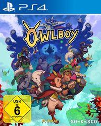 Hier klicken, um das Cover von Owlboy (PS4) zu vergrößern