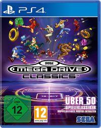 Hier klicken, um das Cover von SEGA Mega Drive Classics (PS4) zu vergrößern