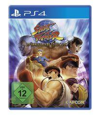 Hier klicken, um das Cover von Street Fighter Anniversary Collection (PS4) zu vergrößern