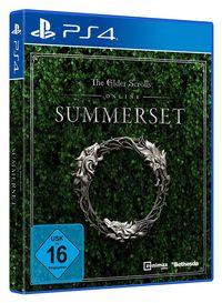 Hier klicken, um das Cover von The Elder Scrolls Online: Summerset (PS4) zu vergrößern