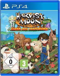 Hier klicken, um das Cover von Harvest Moon: Licht der Hoffnung (PS4) zu vergrößern