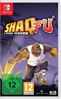 Hier klicken, um das Cover von Shaq Fu: A Legend Reborn Standard (Switch) zu vergrößern