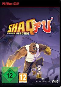 Hier klicken, um das Cover von Shaq Fu: A Legend Reborn Standard (PC) zu vergrößern