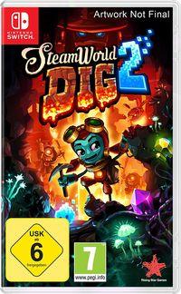 Hier klicken, um das Cover von Steamworld Dig 2 (Switch) zu vergrößern