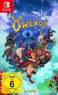 Hier klicken, um das Cover von Owlboy (Switch) zu vergrößern