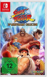 Hier klicken, um das Cover von Street Fighter Anniversary Collection (Switch) zu vergrößern