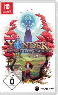 Hier klicken, um das Cover von Yonder: The Cloud Catcher (Switch) zu vergrößern