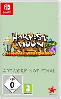 Hier klicken, um das Cover von Harvest Moon: Licht der Hoffnung (Switch) zu vergrößern
