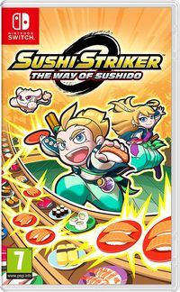 Hier klicken, um das Cover von Sushi Striker: The Way of Sushido (Switch) zu vergrößern