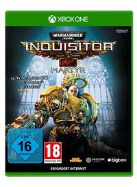 Hier klicken, um das Cover von Warhammer 40.000 - Inquisitor Martyr (Xbox One) zu vergrößern