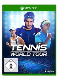Hier klicken, um das Cover von Tennis World Tour (Xbox One) zu vergrößern