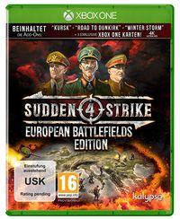 Hier klicken, um das Cover von Sudden Strike 4 European Battlefields Edition (Xbox One) zu vergrößern