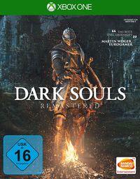 Hier klicken, um das Cover von Dark Souls Remastered (Xbox One) zu vergrößern