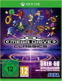 Hier klicken, um das Cover von SEGA Mega Drive Classics zu vergrößern