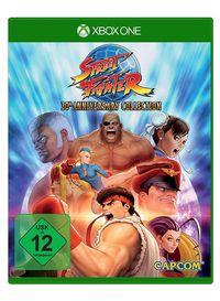 Hier klicken, um das Cover von Street Fighter Anniversary Collection (Xbox One) zu vergrößern